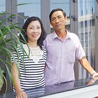 Cô Xuân - Chú Tịnh