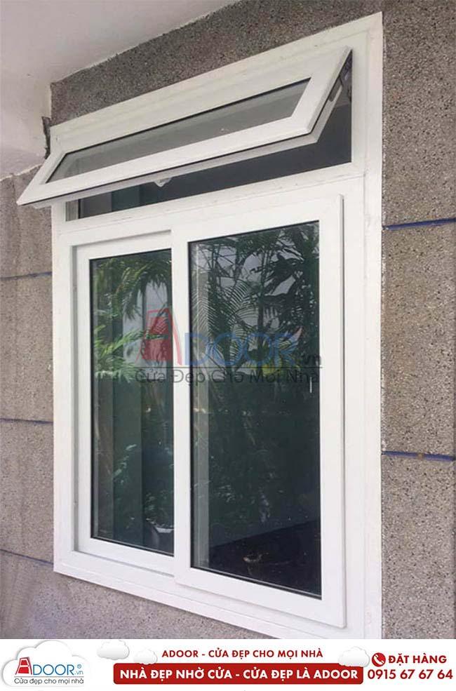cửa nhựa lõi thép tại nha trang