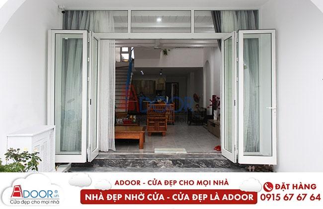 màu cửa nhôm Adoor