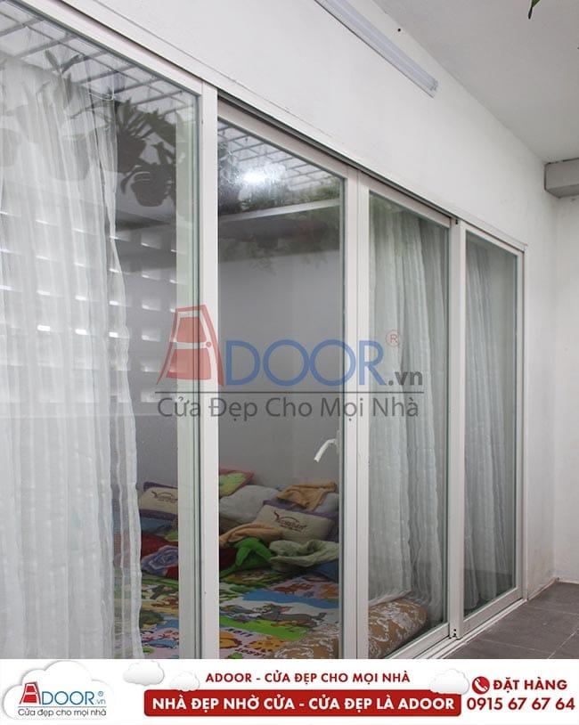 cửa nhôm mở lùa Adoor