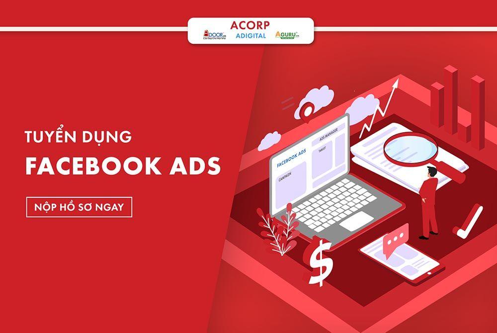 tuyển facebook ads