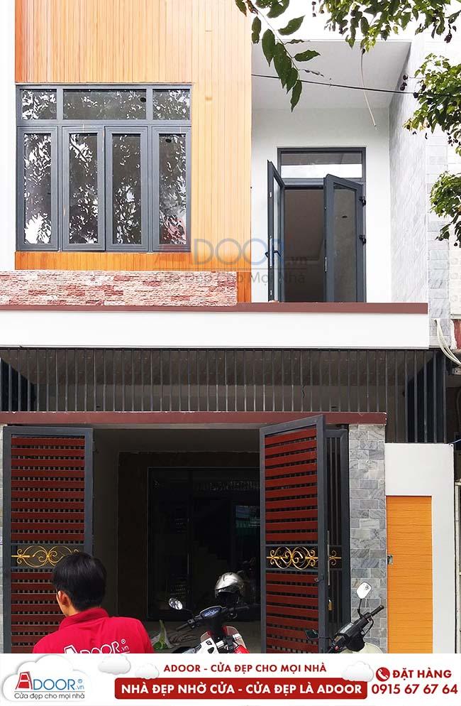 công trình nhà anh Lê Tư Hải