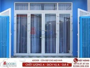 Lắp cửa sổ bằng cửa nhôm Xingfa Đà Nẵng
