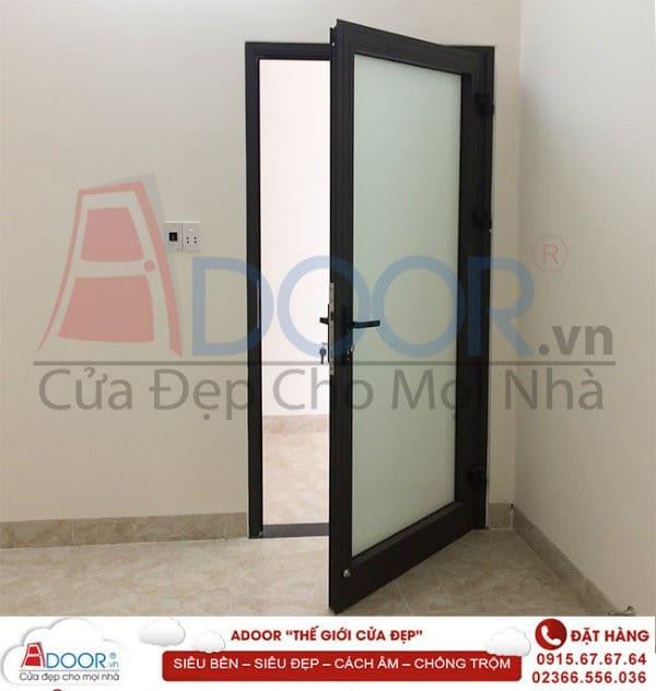 Lắp cửa phòng sử dụng ngay cửa nhôm Xingfa Đà Nẵng