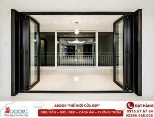 Cửa nhôm Xingfa Phú Yên mang đến không gian ấn tượng