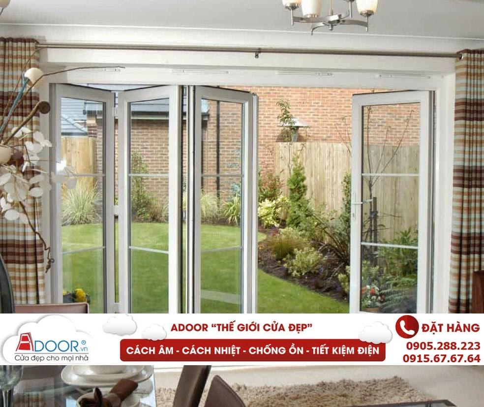 Mẫu cửa sổ với thiết kế tinh tế hiện đại mang phong cách riêng