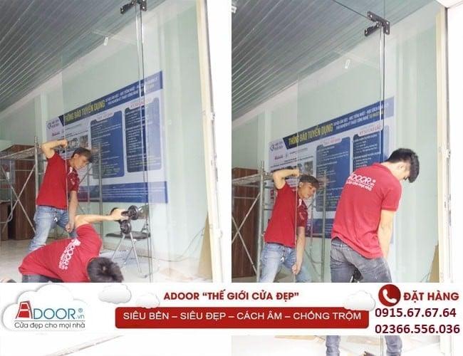 Đội ngũ KTV tận tâm, phục vụ khách hàng mọi lúc mọi nơi