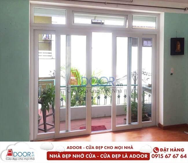 Thiết kế thi cửa kéo tạo nét hiện đại sang trọng cho không gian nhà bạn