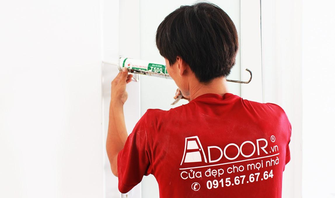 Adoor phục vụ tận tâm nhiệt tình mang lại sản phẩm chất lượng cho bạn