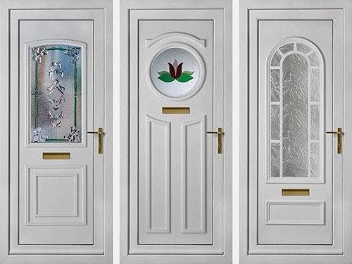 Cửa nhựa lõi thép 1 cánh tại các cửa thông các phòng trong nhà