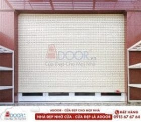 Cửa cuốn khe thoáng Adoor 1.2