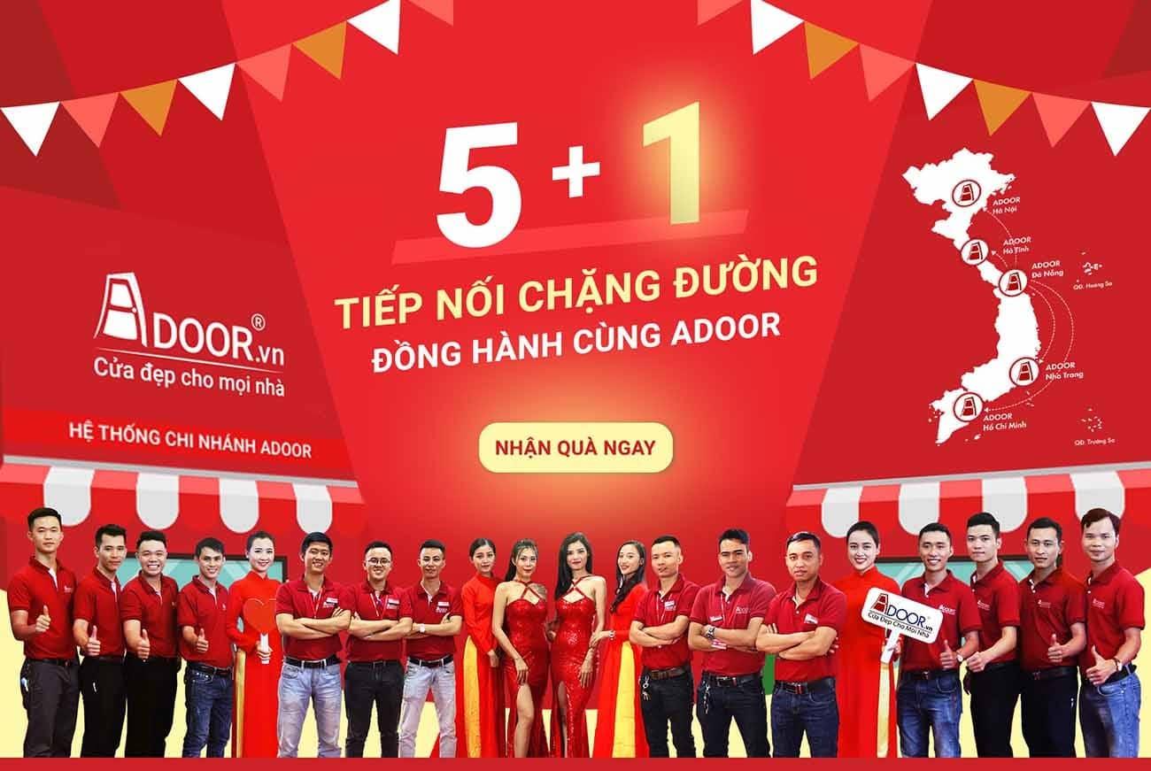 Adoor có báo giá cửa nhôm Xingfa tại Hà Nội chi tiết
