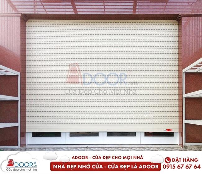 Sản phẩm cửa cuốn Adoor được sử dụng rộng rãi hiện nay