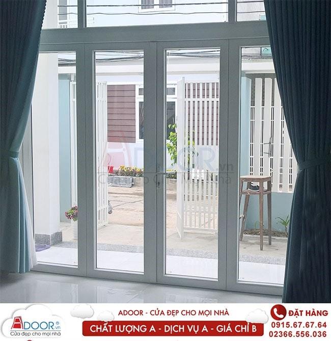 Cửa đẹp, cửa bền, cửa rẻ chỉ có thể là cửa nhựa lõi thép tại Đà Nẵng