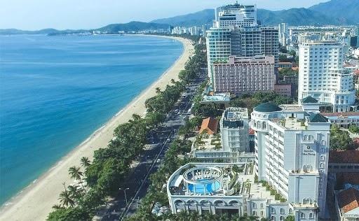 Thành phố Nha Trang đẹp mộng mơ và có nhiều công trình kiến trúc