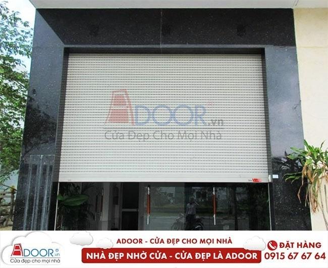 Chất lượng hàng đầu của cửa cuốn khe Adoor