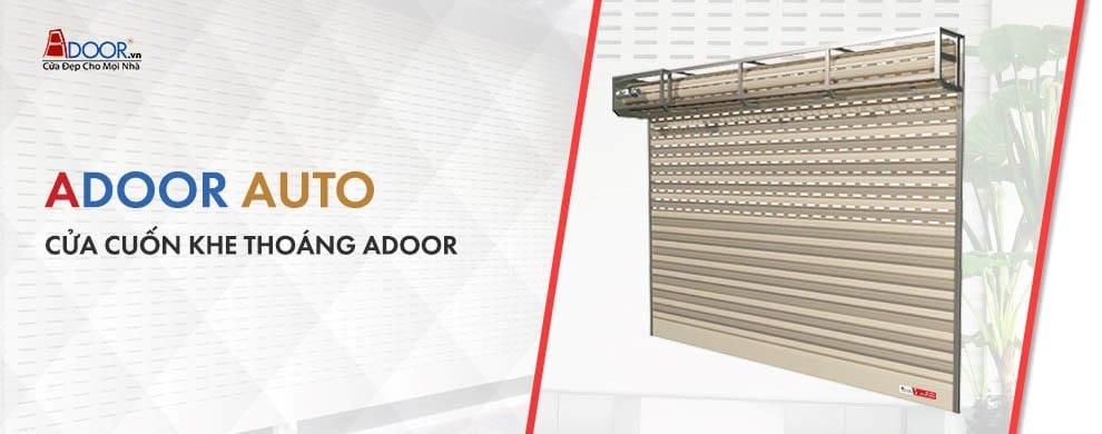 Chất lượng cửa cuốn luôn là niềm tự hào của Adoor
