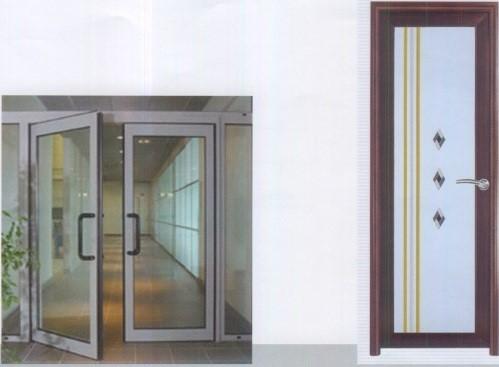 Mẫu cửa nhôm 2 chiều