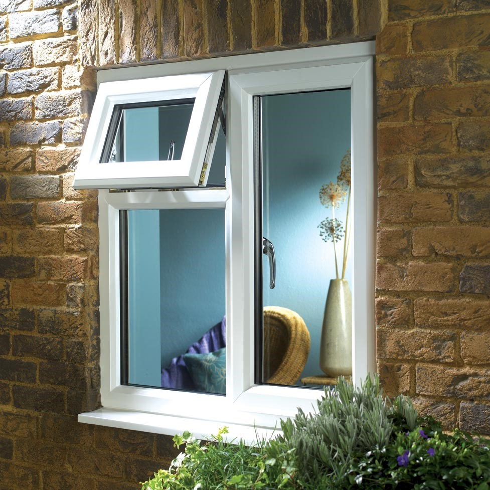 Mẫu cửa sổ 1 cánh mở hất mang sự sang trọng cho không gian nhà bạn